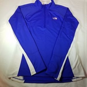 The North Face Athletic Top, Sz L.